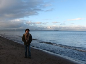 Me, by the sea